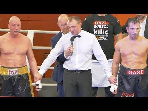 Uwe Hück vs Firat Arslan 🔴 Charity Fight