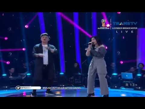 Isyana Sarasvati Ft Rizky Febian  Terpesona  Music