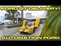 The new GT is HERE! 2018 Ford GT Delivery BBQ at AutoNation Ford Miami