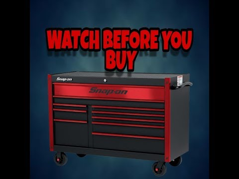 Why You Should NOT Buy A Snap On Toolbox
