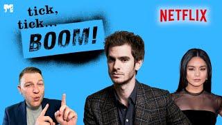 Andrew Garfield & Vanessa Hudgens star in new NETFLIX movie musical - Musical Theatre Coach Reacts