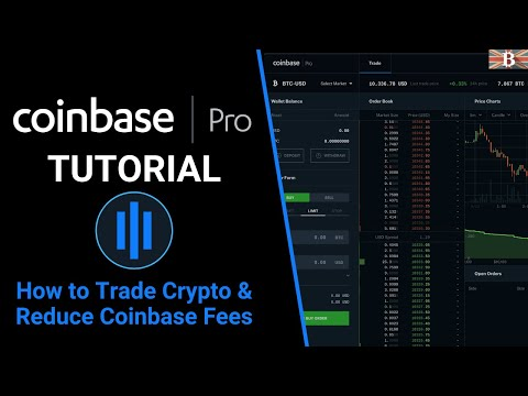 Coinbase Pro Review U0026 Tutorial 2021: Beginners Guide To Trading Crypto
