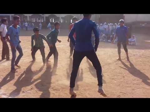 1st day sports in HDA high school, Kalusta | Kabaddi 1st round (Senior group ) | 28-12-2017
