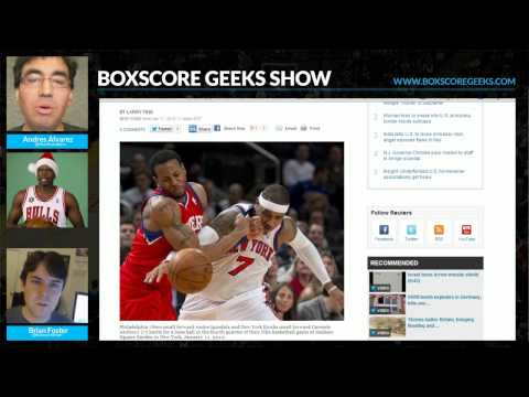 The Boxscore Geeks #8: Dre breaks down the Deng trade