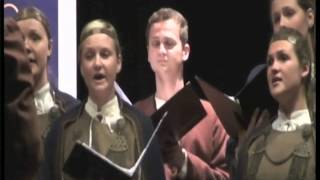 Youth Choir BALSIS - 1 - LETTONIA - Uboldo 9 giugno 2009