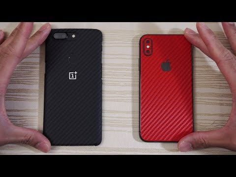 Download Youtube: OnePlus 5T vs iPhone X - Speed Test! Which is Faster?