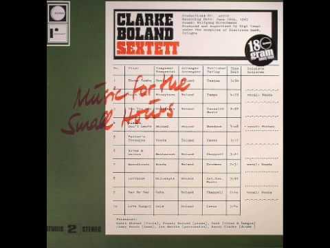 Clarke Boland Sextett - Lush Life