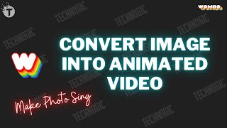 How To Use Wombo App | Wombo.ai | How To Make Photo sing.
