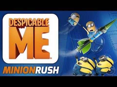 Despicable Me 2  Movie Clip - Minion Rush Gameplay