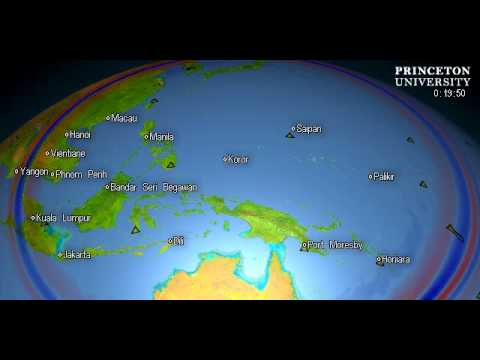 Magnitude 5.6 Quake, W. CAROLINE ISLANDS, MICRONESIA