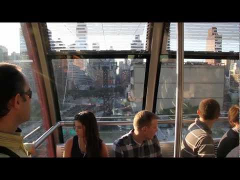 Round Trip on the Roosevelt Island Tramway