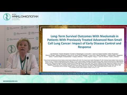 Новое в лекарственном лечении немелкоклеточного рака легких