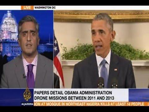 AL-JAZEERA ENGLISH: Arsalan Iftikhar on 'The Drone Papers' Treasure Trove