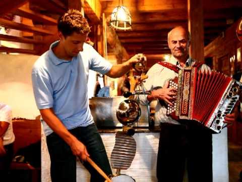 Styrian folk musik