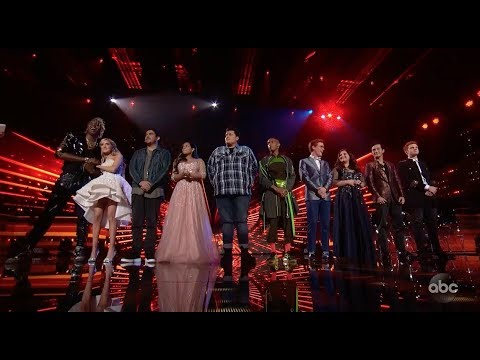 REVEALED Top 8 – Disney Night – American Idol 2019 on ABC