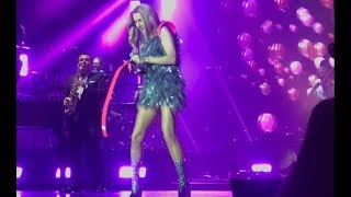 Celine Dion Wardrobe malfunction - Loved can Move Mountains/River Deep  Live Macao / Macau 29/6/18