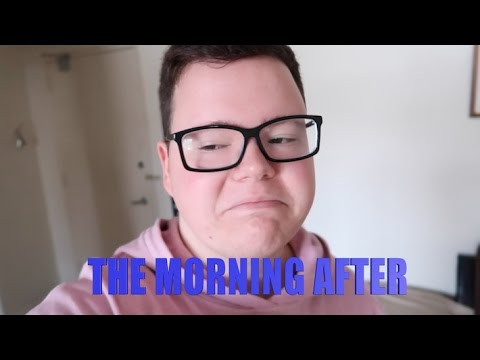 THE MORNING AFTER - VLOG 63 | GENUINELY GAGE