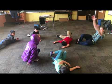 GiveBig to Mode Music and Performing Arts - a day at Roxhill Elementary School
