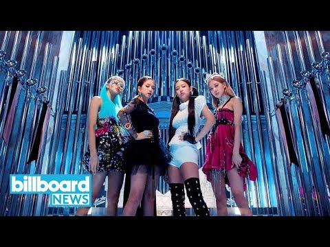 "Blackpink's ""Kill This Love"" Music Video Makes History 
