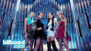 "Blackpink's ""Kill This Love"" Music Video Makes History   Billboard News"