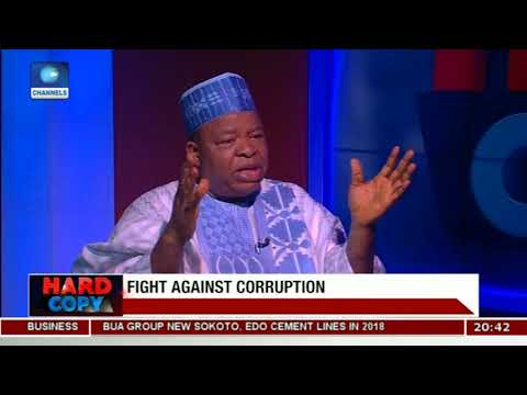 The Political Class In Nigeria Must Be Born Again - Mantu |Hard Copy|