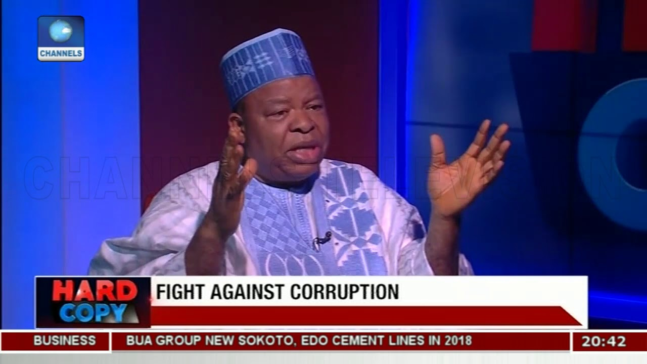 The Political Class In Nigeria Must Be Born Again - Mantu |Hard Copy|