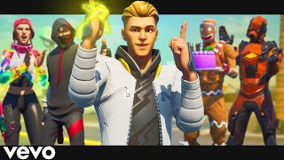 Lachlan - Summer (Official Fortnite Music Video) Ft. Marshmello