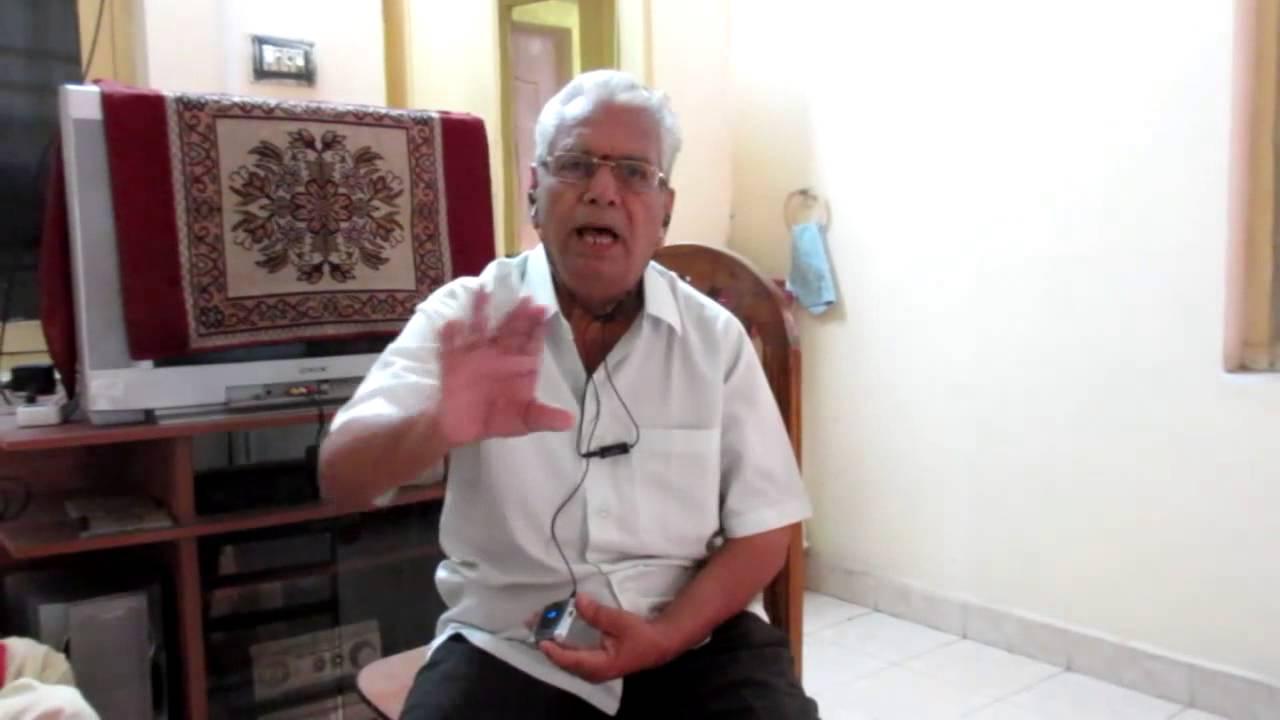 Vedula Sankara Rao On Bhagavad Geetha