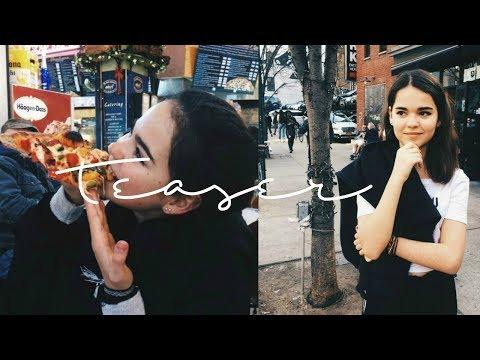 NEW YORK TRAVEL DIARY | teaser