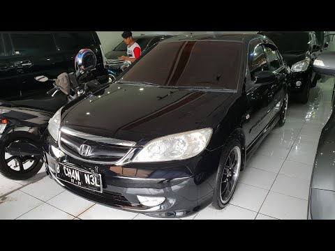 In Depth Tour Honda Civic VTi-S (2004) - Indonesia