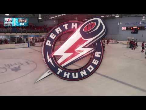 Perth Thunder v Sydney Ice Dogs