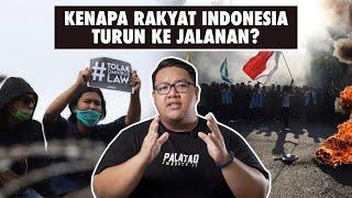 Download Kenapa Rakyat Indonesia Turun ke Jalanan?