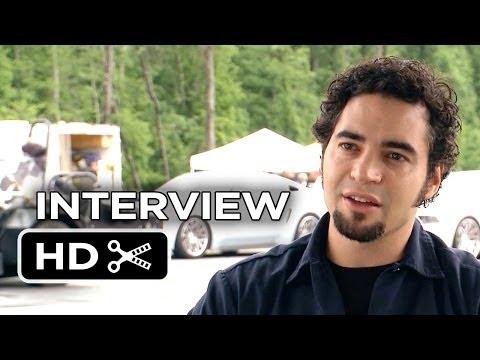 Need For Speed Interview - Ramon Rodriguez (2014) - Aaron Paul Racing Movie HD