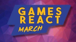 Die LOOTSHER im März - Games React