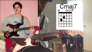 Boy Pablo - People Guitar Tutorial