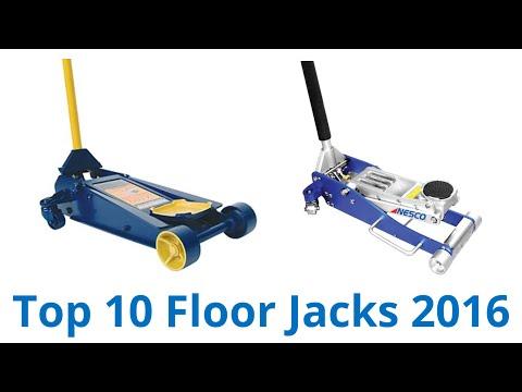 10 Best Floor Jacks 2016