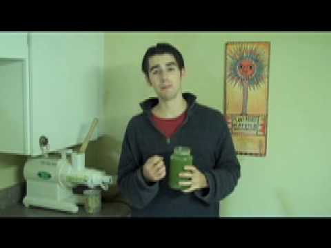 The Hippocrates Institute Green Juice, the Raw Food Diet's Missing Link #155