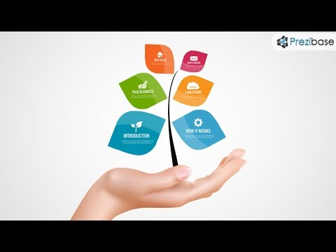 Business flourish free prezi template youtube friedricerecipe Choice Image