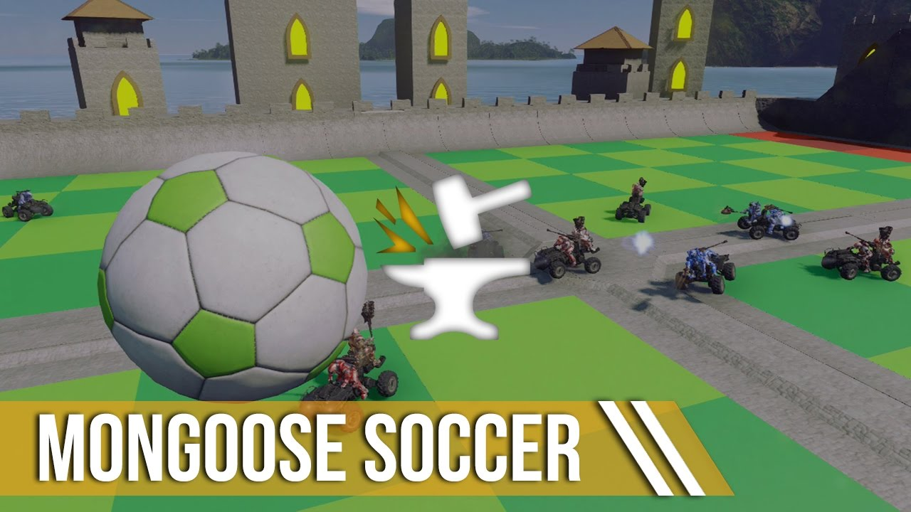 Halo Forge Maps Mongoose Soccer YouTube - Maps soccer