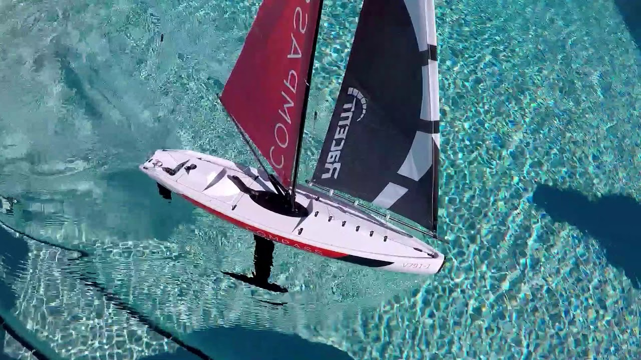 Looking for an RC Sail Boat? Check Out Our TOP 5!