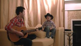 Dalton sings Billy the Kid by Chris Ledoux