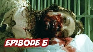 The Walking Dead Season 4 Episode 5 Review - Internment