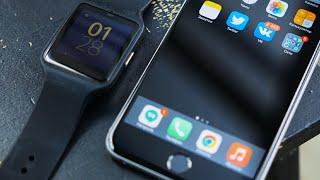 Android Wear + iPhone: подключаем!
