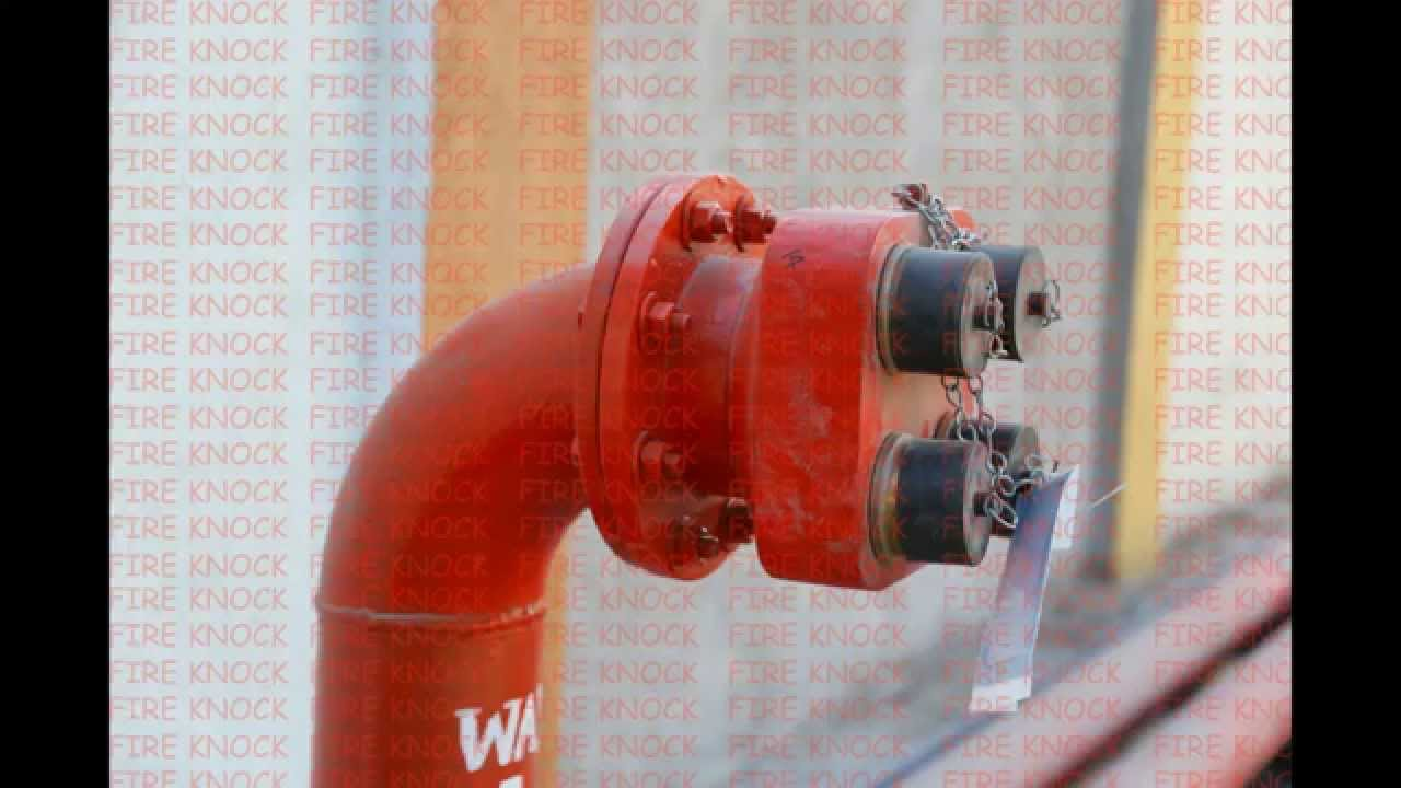 Fire Hydrant System Fire Knock Youtube
