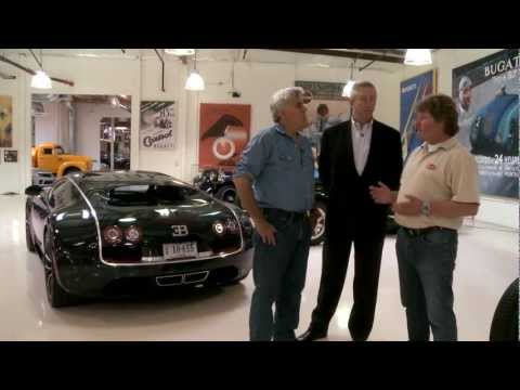 Bugatti Veyron 16.4 Super Sport – Jay Leno's Garage