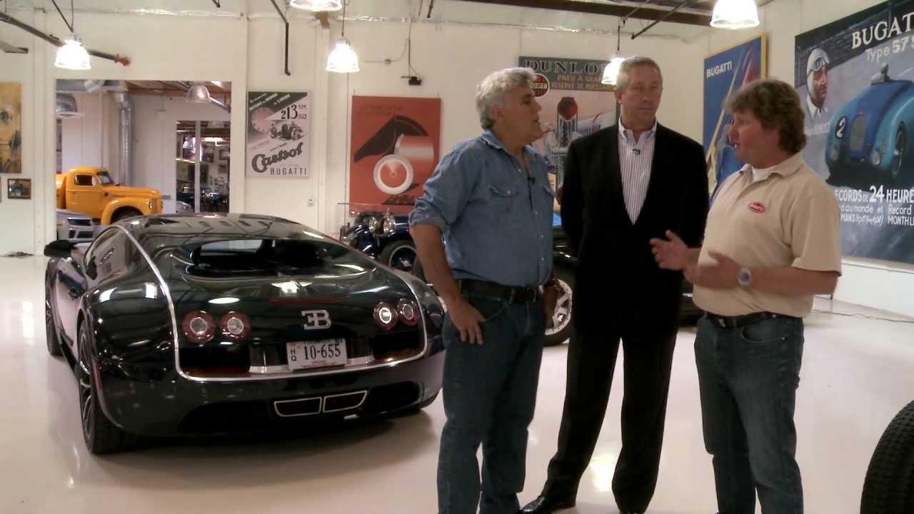 Bugatti Veyron 16.4 Super Sport - Jay Leno's Garage