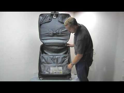 Samsonite Luggage Silhouette 11 Spinner Garment Bag