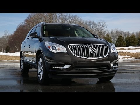 Buick Enclave 2013-2014 review   Consumer Reports