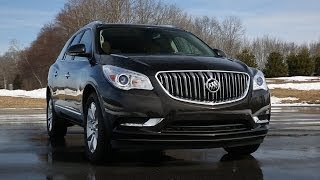 Buick Enclave 2013-2014 review | Consumer Reports