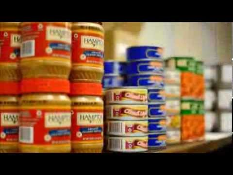 Edith Wolford Elementary School Pantry  |  James Doty Story